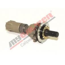 Рк дискового тормоза вал в сборе механизма выбора зазора под ключ SB 5-7 рк CKSK10.4 KNORR
