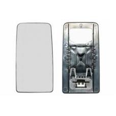 Стекло зеркала двойного (главное) с обогр.24V 381x201 MAN TGX/TGS