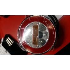 Фонарь задний диодный круглый (новый обр 2)  POLAND LED