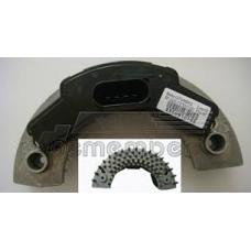 Реле регулятор вентилятора салона Volvo FH12/FM12/FM9 фишка плоская только SAMPA