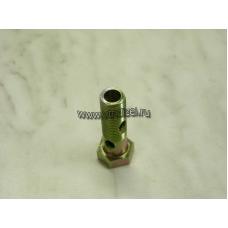 Болт топливной трубки с двумя отверстиями 14*1/5 L43