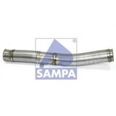 Труба глушителя выхлопная SCANIA 4/P/R/T серия