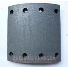 Накладки тормозные 19477 420x200 STD (93251 8x15 64) SAF