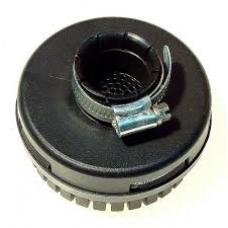 Глушитель шума на хомуте d=30мм H-42 78dB 10bar MB Schmitz DAF