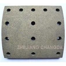 Накладки тормозные 19938=19090 410x175 STD  18.0-13.5  (93683 / L8 6.35x12.7 112)! VO