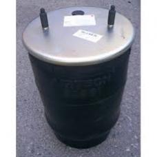 Пневмопод 4961NP02 со стак 2шп. М12 1штуцер М22х1.5 поршень пластик BPW 30K шпильки по центру