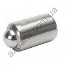 Палец опорный КПП толкатель крана КПП с шариком D=17 L=32.5 2x MAN DAF RVI veco ZF