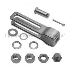 Монтажный набор вилка с пальцем для тормозной камеры T20/T24/T30