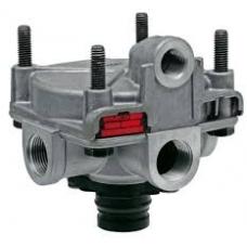 Ускорительный клапан 10bar M22x1.5+2xM16x1.5 MB 1114/17