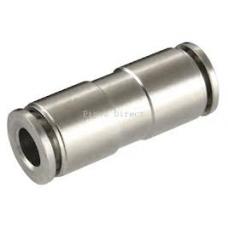 Соединитель прямой 8мм металл быстрый съём