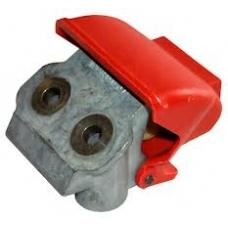 Головка соединительная М16 без клапанов для прицепа (пара для 4528020090) DuoMatic