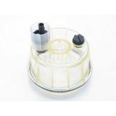 Крышка (колба) сепаратора без подогрева d=65