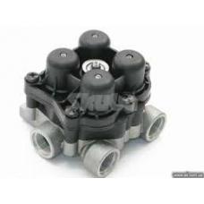 4-х контурный предохранительный клапан  22x1.5 MB,MAN,Iveco