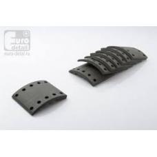 Накладки тормозные 19892  STD   18.0-8.6 (355x200) (93252 8x18 80) SAF