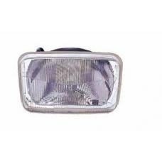 Фара прав лев прямоуг лампа H4 Volvо FH12/FH16/FM12 98-01